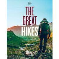 Lannoo The Great Hikes - 12 Mythische Trektochten