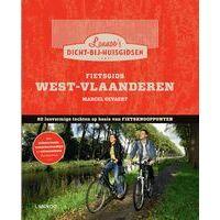 Lannoo West-Vlaanderen Fietsgids