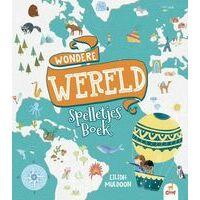 Lantaarn Publishers Wondere Wereld Spelletjesboek