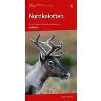 Lantmäteriet Fjallkarta Wegenkaart Nordkalotten 1:700.000