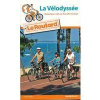 Le Routard Fietsgids La Vélodyssée Roscoff à Hendaye