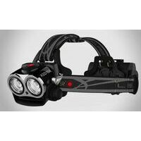 Led Lenser XEO-19RB Hoofdlamp Rechargeable Double Head
