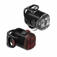Lezyne Femto USB Drive Pair 15f/5r Lumen - Set Fietslampen