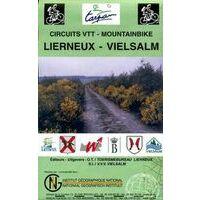 NGIB Mountainbike Kaart Lierneux Vielsalm