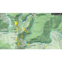 Lima2000 Inca Trail Kaart