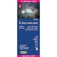 Reise Know How Wegenkaart Indonesië 6: Nusa Tenggara