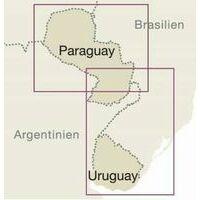 Reise Know How Wegenkaart Uruguay En Paraguay
