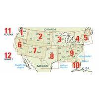 Reise Know How Wegenkaart USA 7 Zuidwest