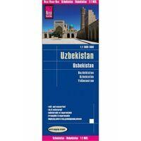 Reise Know How Wegenkaart Oezbekistan