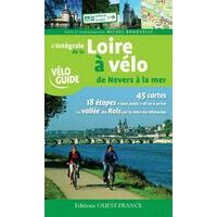 Editions Ouest-France Fietsgids Loire á Velo (de Nevers A La Mer)