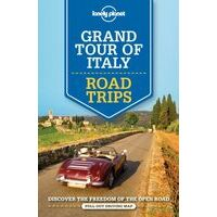 Lonely Planet Autoreisgids Grand Tour Of Italy