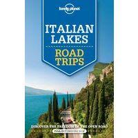Lonely Planet Autoreisgids Road Trips Italian Lakes