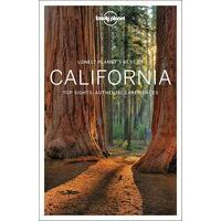 Lonely Planet Best Of California - Reisgids Californie