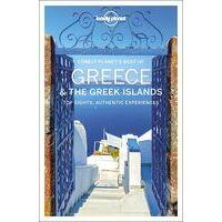Lonely Planet Best Of Greece & The Greek Islands - Reisgids Griekenland