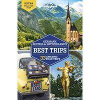 Lonely Planet Best Trips Germany, Austria & Switzerland