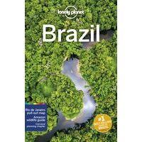 Lonely Planet Brazil - Brazilië Reisgids