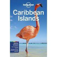 Lonely Planet Caribbean Islands - Reisgids Caribisch Gebied