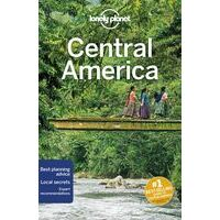 Lonely Planet Central America - Reisgids Midden-Amerika