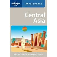 Lonely Planet Taalgids Central Asia Phrasebook & Dictionary