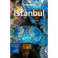 Lonely Planet City Guide Istanbul Reisgids