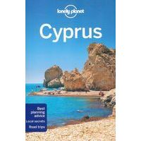 Lonely Planet Cyprus Reisgids