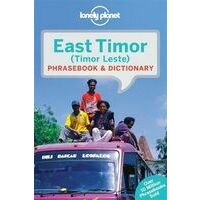 Lonely Planet Taalgids East Timor Phrasebook