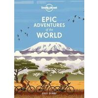 Lonely Planet Epic Adventures Diary 2021 Lonely Planet