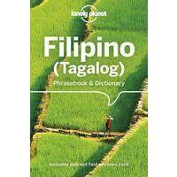 Lonely Planet Filipino (Tagalog) - Taalgids Filipijns