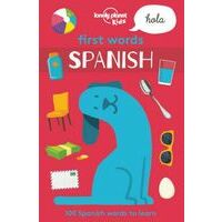 Lonely Planet First Words Spanish For Kids