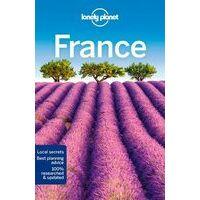 Lonely Planet France - Reisgids Frankrijk