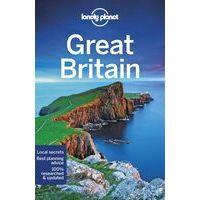 Lonely Planet Great Britain - Reisgids Groot-Brittanië