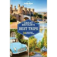 Lonely Planet Great Britain´s Best Trips
