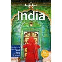 Lonely Planet India Reisgids