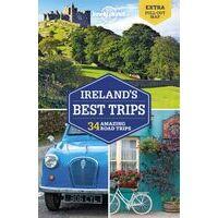 Lonely Planet Ireland's Best Trips - Autoreisgids Ierland