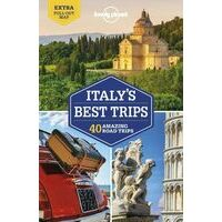 Lonely Planet Italy's Best Trips - Autoreisgids Italië