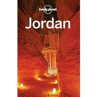 Lonely Planet Jordan - Reisgids Jordanië