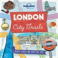 Lonely Planet Kindergids City Trails London