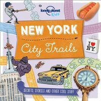 Lonely Planet Kindergids City Trails New York City
