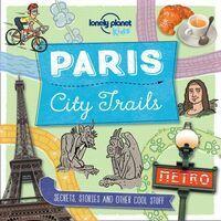 Lonely Planet Kindergids City Trails Paris