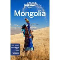 Lonely Planet Mongolia - Reisgids Mongolië