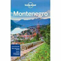 Lonely Planet Montenegro Reisgids