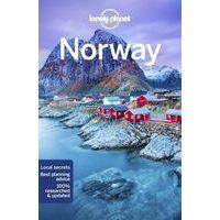 Lonely Planet Norway - Reisgids Noorwegen
