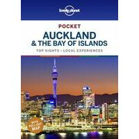 Lonely Planet Pocket Auckland & Bay Islands Reisgids