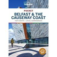 Lonely Planet Pocket Belfast & The Causeway Coast Reisgids