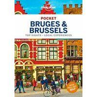 Lonely Planet Pocket Bruges & Brussels - Brugge
