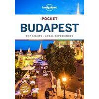 Lonely Planet Pocket Budapest - Boedapest Reisgids