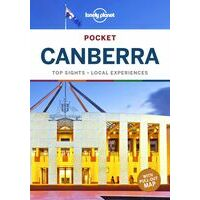 Lonely Planet Pocket Canberra - Reisgids