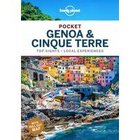 Lonely Planet Pocket Genoa & Cinque Terre - Reisgids Genua