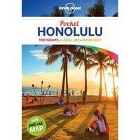 Lonely Planet Reisgids Pocket Honolulu
