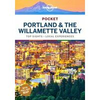 Lonely Planet Pocket Portland & Willamette Valley